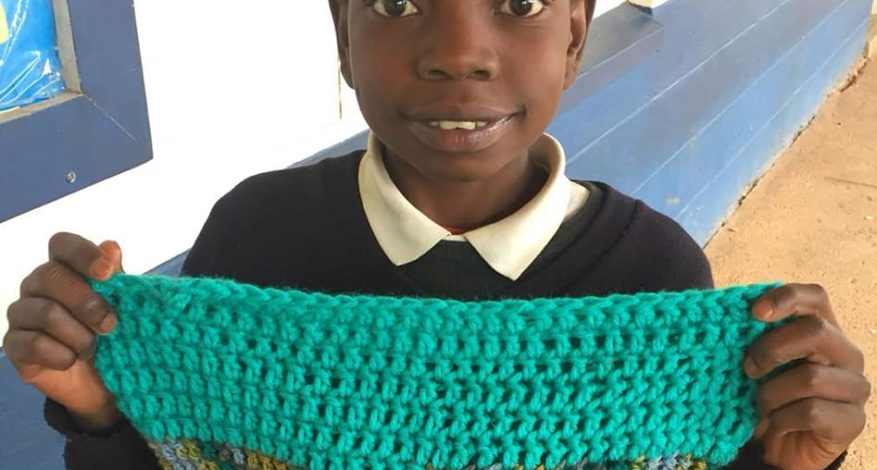 Bulembu Primary School Knitting Club