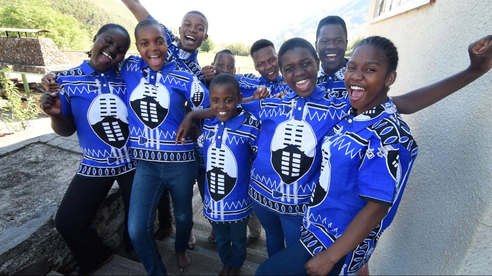 Bulembu Choir