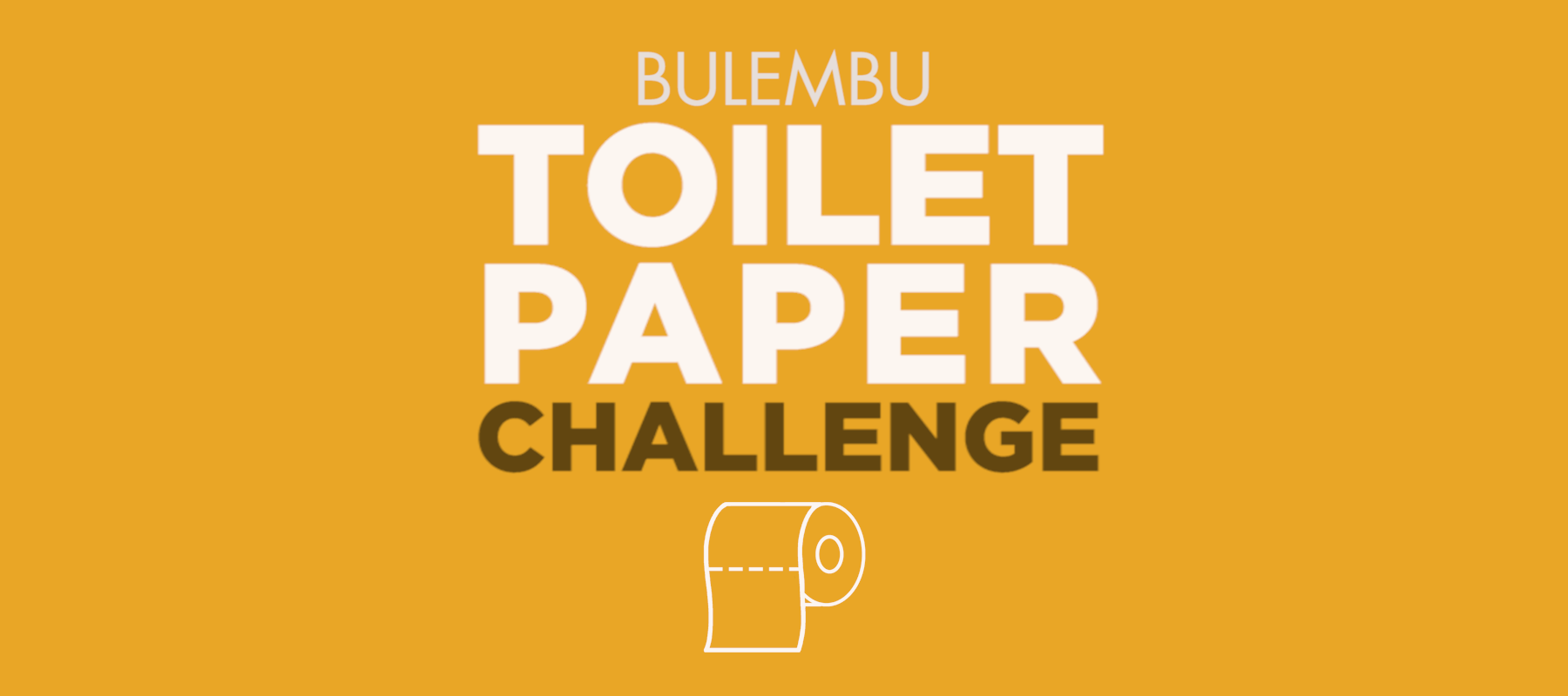 Bulembu Toilet Paper Challenge - Bulembu TP Challenge